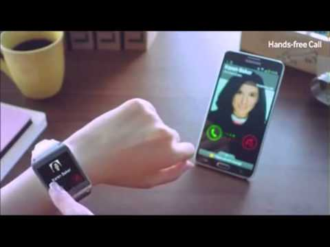 Samsung Galaxy Gear Official Hands On Review summary al video youtube 2014