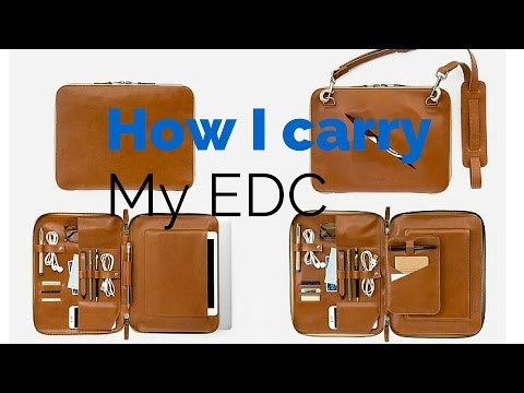 How I Carry All My Gear | This is Ground Mod Laptop case review