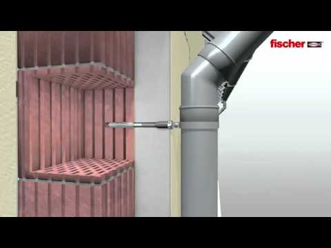 fischer - Fixing to external insulation..flv
