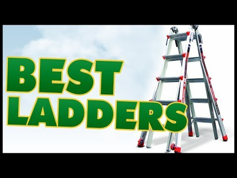 8 Best Ladder For Home Use Reviews 2017
