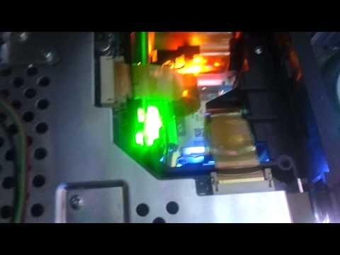 Kdf-e60a20 Sony wega optical block fix