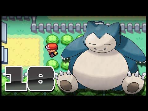 Pokemon Leaf Green - Episode 18: Wake Up Snorlax!