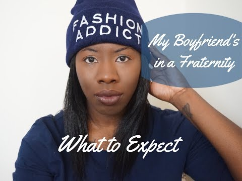 My Boyfriend Joined a Fraternity | What to Expect | KelsTells