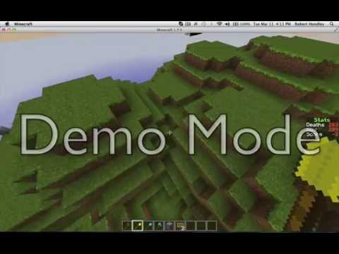 Minecraft 1.7.5 how to use world edit