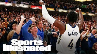 NBA: Why Pacers Appear To Have Won The Paul George Trade Against OKC | SI NOW | Sports Illustrated