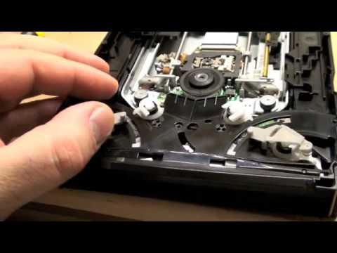 PS3 Blu-Ray drive loader