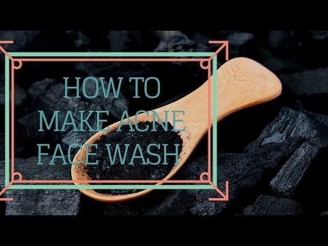 How To Make Acne Face Wash