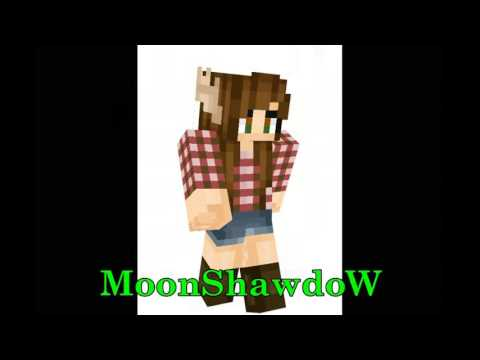 Minecraft Skin Names - Girls Edition #1