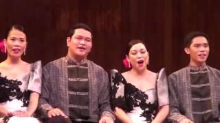 Mo Li Hua (Jasmine Flower) Philippine Madrigal Singers