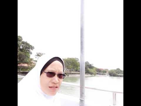 Vocation at Changi village beach. 18-10 -16 Singapore(3)