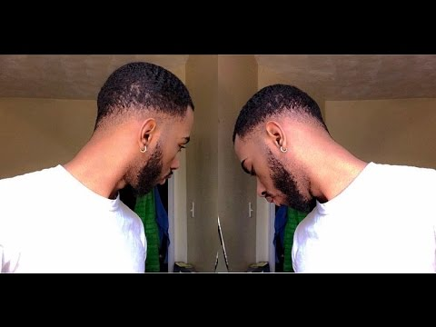 HOW TO FADE YOUR OWN HAIR TUTORIAL step by step W/ 1 pair of clippers