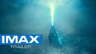 Godzilla: King of the Monsters IMAX® Trailer
