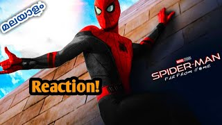 Download Spiderman FAR FROM HOME Trailer2 Live Reaction Video