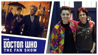 Steven Moffat & Rachel Talalay - The Aftershow - Doctor Who: The Fan Show