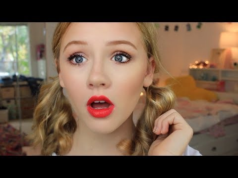 Dorothy HALLOWEEN MAKEUP Tutorial, Wizard of Oz DIY | TILLY BEE