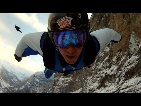 Wingsuit Flying - BASE Jump Proximity Flying Fly-By Teaser
