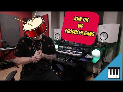 JOIN THE VIP ProducerGANG | Beat Making