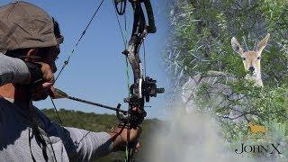 Mountain Reedbuck Bow Hunt with Quinton De Kock   John X Part 1