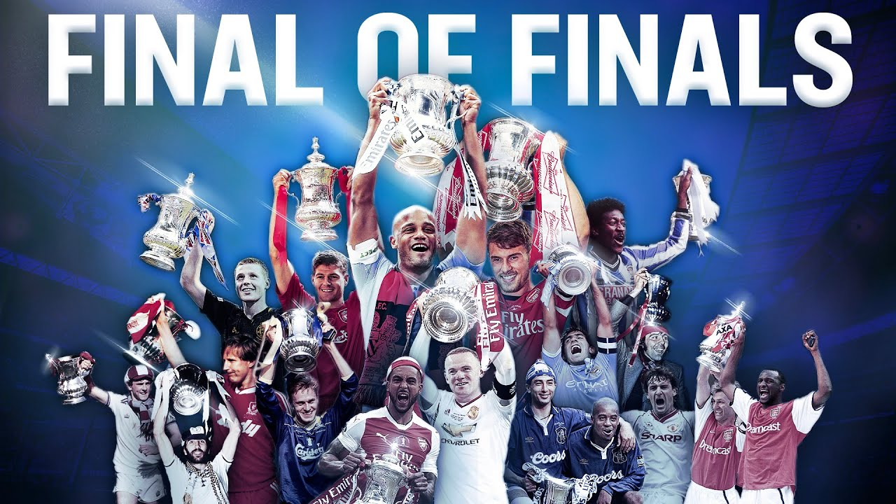 FINAL OF FINALS | 10 Great Emirates FA Cup Final Highlights | Best of FA Cup Archive