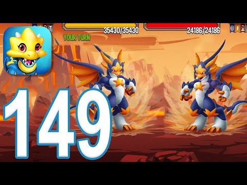 Dragon City - Gameplay Walkthrough Part 149 - Level 50, Symbiotic Dragon (iOS, Android)