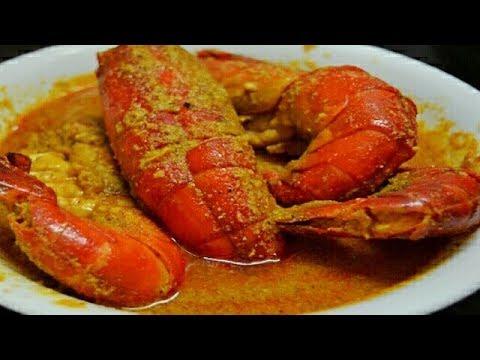 Prawns Masala Curry Indian Style | Jumbo Tiger Prawns Curry | How To Make Tiger Prawns Recipe