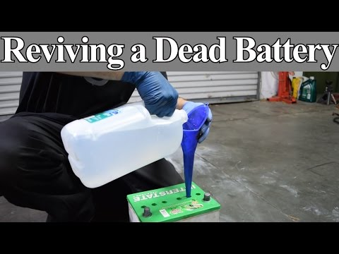 Is it Possible to Revive a Dead Battery with Epsom Salt - See For Yourself