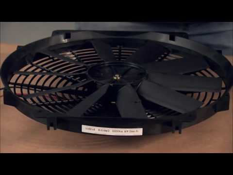 Electric Cooling Fans — Tech Tips