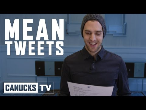 Mean Tweets: Brandon Sutter