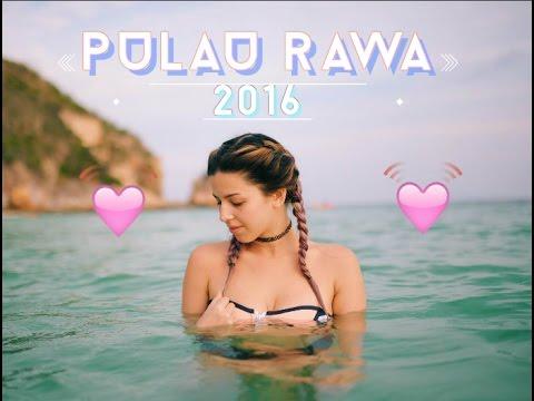 PULAU RAWA 2016 || MINAROSLI