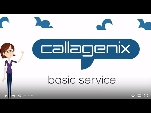 Callagenix Basic Service