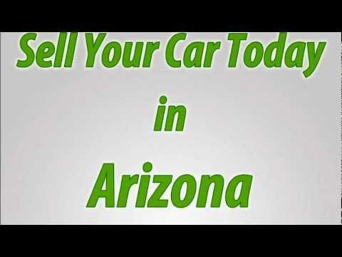 Sell A Car in Arizona