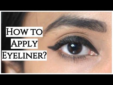 Wing Eyeliner लगाने का सही तरीका क्या है ? | 3 Quick & Easy Eyeliner Styles for Indian Eyes