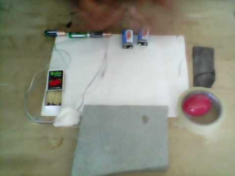 Easy electric quick detonator