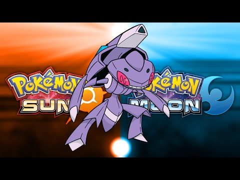 How To Catch Genesect In Pokemon Sun And Moon!!