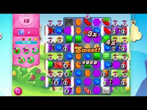 Candy Crush Saga Level 3170  No Booster