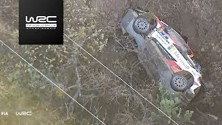 WRC - Rally Guanajuato México 2018: Highlights Stages 6-10