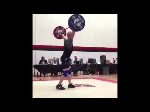 Canadian Masters Nationals 254kg total