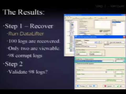 DEF CON 15 - Rich Murphey - Windows Vista Log Forensics