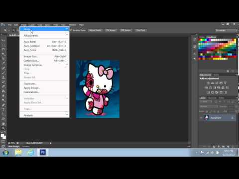 How To change Your Image Size and DPI in Photoshop CS6