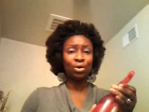 How I maintain the kinky Afro hair