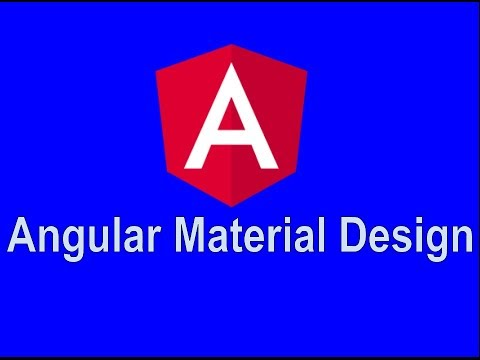 Angular Material Design Radio Button