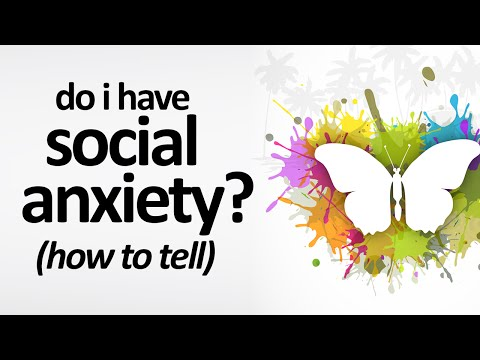 Do I Have Social Anxiety Disorder? (How To Tell)