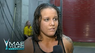 Shayna Baszler holds her head high in defeat: Exclusive, Sept. 12, 2017