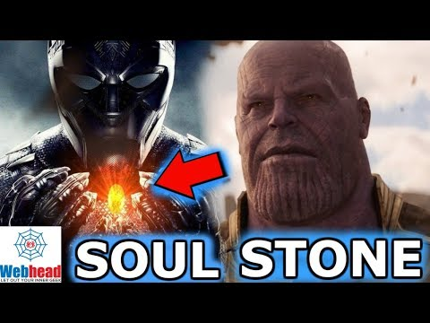 Soul Stone Location CONFIRMED for Avengers Infinity War? NOT CLICKBAIT! | Webhead
