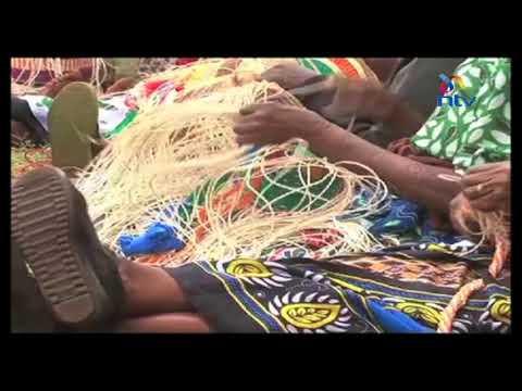 Group of women venturing into kiondo business in Kikuyu