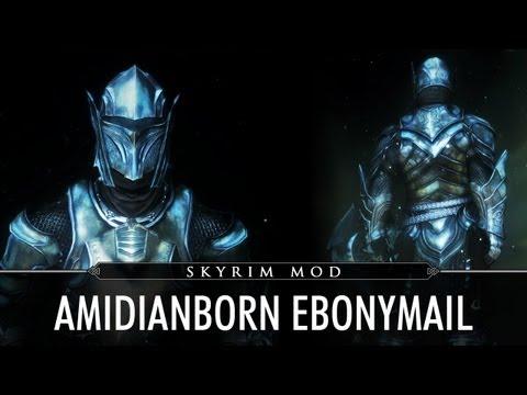 Skyrim Mod Feature: aMidianBorn Ebony Mail