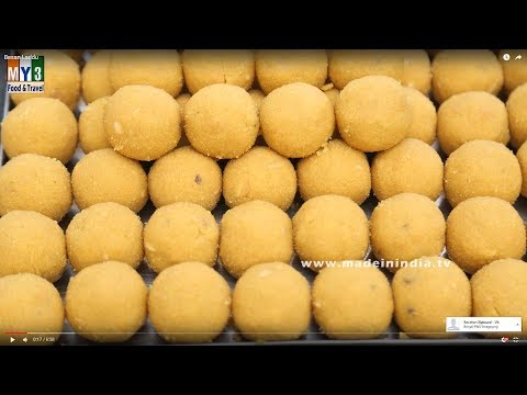 How to Make Besan Ladoo | STEP BY STEP | Traditional Festival Special Recipe | Gram Flour Laddu |