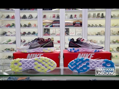 d7650036f3 UNBOXING: Nike React Element 87