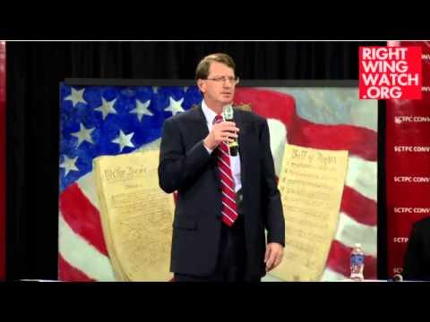 RWW News: South Carolina Senate Candidate Richard Cash Inserts Abortion Into 'I Have a Dream'