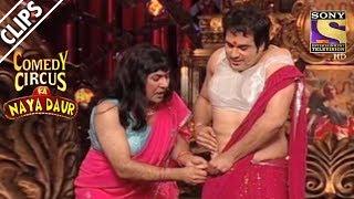 Sudesh Reads Out Krushna's Letter   Comedy Circus Ka Naya Daur